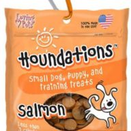 HOUNDATIONS Dog Snack Salmon 4 Oz