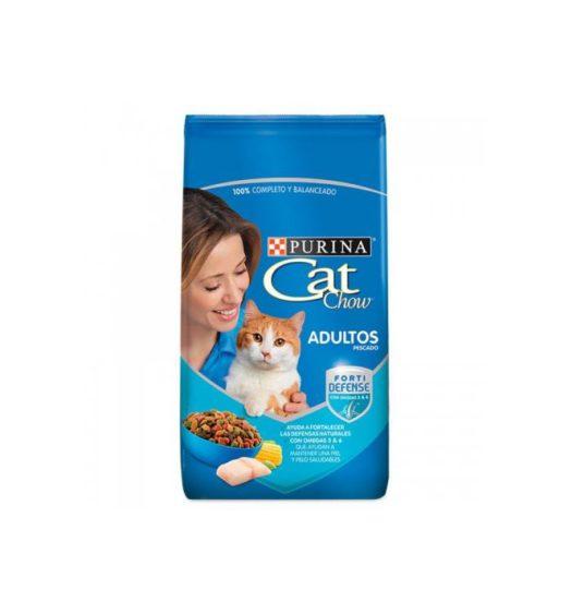 Cat Chow Adultos Pescados FortiDefense