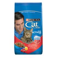 Cat Chow Adultos Activos Came FortiDefense