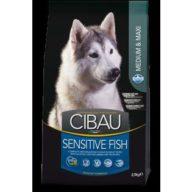 Cibau Fish Medium-Maxi 12 Kg
