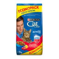 Cat Chow Activos Econopack 2Kg