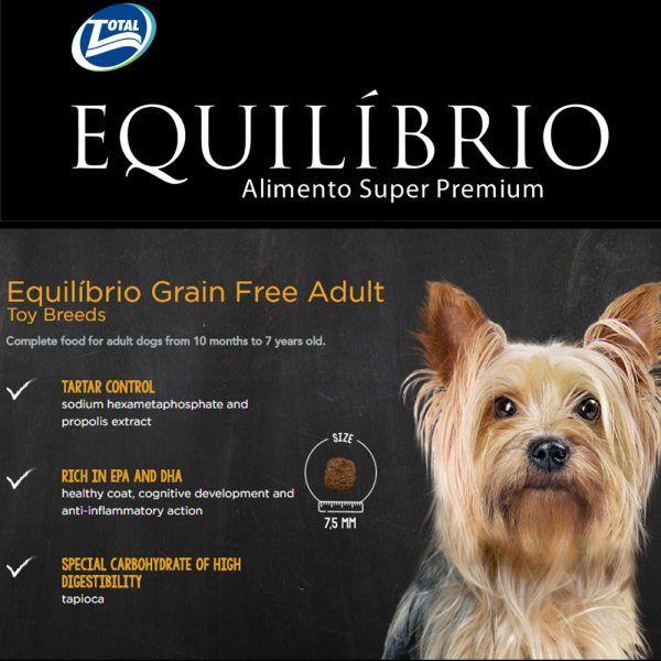 Equilibrio Grain Free Adultos