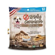 TOTALLY GRAINLESS Dog Snack Dental Pollo Y Mantequilla Mani